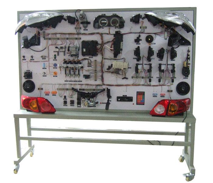 物教学实验台,捷达春天前卫RSH电控发动机实训台高清图片